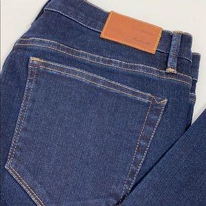 Madewell Skinny Skinny Tall Jeans 29x34